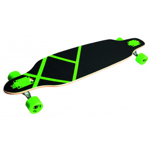 Authentic - NoRules Longboard ABEC 7, DTS, sortiert