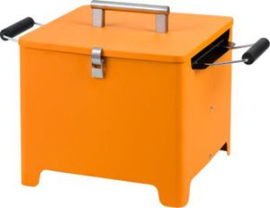 Tepro ´´Cube´´ Chill&Grill Holzkohlegrill - orange