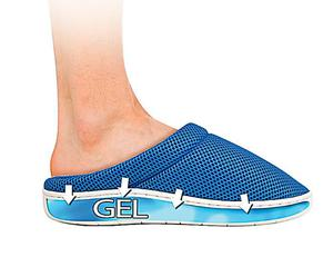 Gel Slipper Gr.43-44