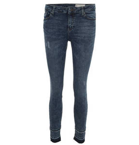 ESPRIT             Jeans, Skinny Fit, Destroyed-Look