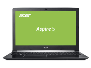 ACER Aspire 5 (A515-51G-86R5), Notebook mit 15.6 Zoll Display, Core™ i7 Prozessor, 12 null RAM, 256 null SSD, 1 TB HDD, GeForce® MX150, Schwarz