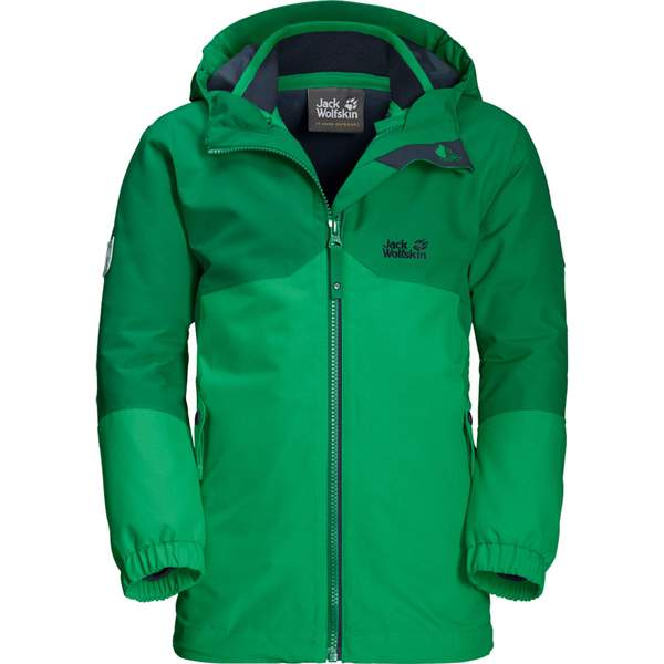Jack Wolfskin Iceland 3In1 Jacket Kinder - Winterjacke