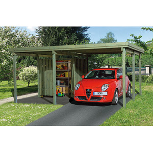 Weka Carport Memmingen