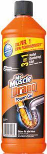 Mr Muscle Drano Power-Gel
