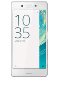 Sony Xperia X Outlet mit o2 Free M mit 10 GB weiss