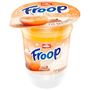 Müller Froop Best Of Bratapfel 150g