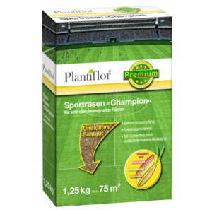 "PLANTIFLOR                 Sportrasen ""Champion"", 1,25 kg"