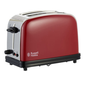 Russel Hobbs Toaster in Rot