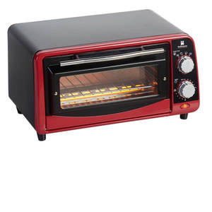 Hoffmanns Mini-Backofen in Rot