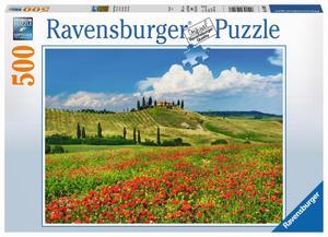 Ravensburger Puzzle Sommer in der Toskana