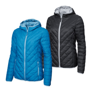 ACTIVE TOUCH  	   Outdoor Leichtsteppjacke