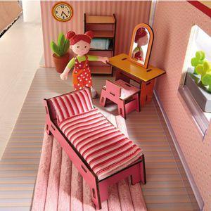 Little Friends - Puppenhaus-Möbel Beauty-Ecke HABA 300510