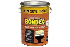 Bondex Holzlasur für Außen 4,8 l, Oregon Pinie