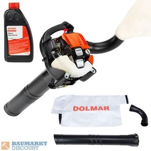 Dolmar Benzin Laubsauger PB-252.4 V + 1 ltr. Motoröl