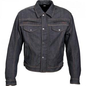 Spirit Motors            City Textil Jacke 2.0 blau