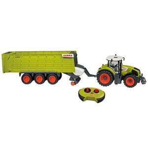 RC Traktor Axion 870 & Anhänger Cargos 9600 inkl. Fernbediienung