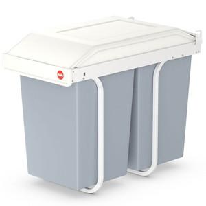 Hailo Einbau-Abfall Sortierer Multibox 3659-00 Duo L