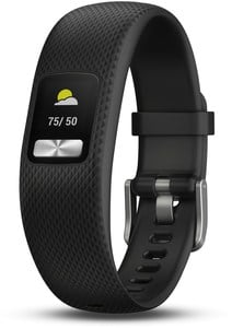 Garmin vivofit 4 (L) Activity Tracker schwarz