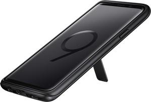 Samsung Protective Standing Cover schwarz für Galaxy S9+