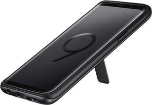 Samsung Protective Standing Cover schwarz für Galaxy S9