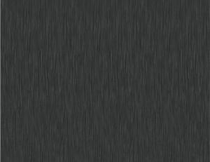 Vliestapete schwarz-silber