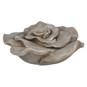 Deko-Rose Keramik 39 cm