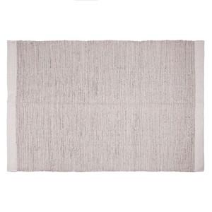 Teppich silber 60 x 90 cm