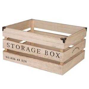 """Aufbewahrungsbox aus Holz """"Storage Box"""""""