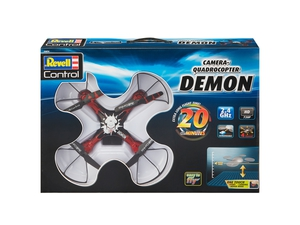 "Revell Control Long Flight Cam-Copter ""DEMON"""