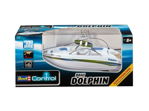 "Revell Control Speedboat ""DOLPHIN"""