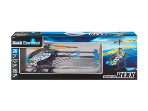 "Revell Control Helicopter ""REXX"""