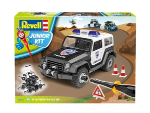Revell Junior Kit Geländewagen Police