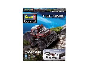 "Revell Control Technik RC Construction Kit Car ""DAKAR"""