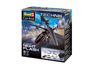 "Revell Control Technik RC Construction Kit""NIGHT FLASH"""