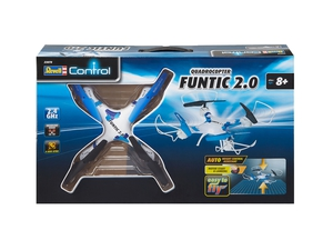 "Revell Control Quadcopter ""FUNTIC 2.0"""