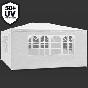 Deuba Festzelt Maui 3x4m - weiß