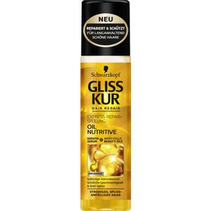 Gliss Kur Hair Repair Oil Nutritive Express-Repair-Spü 1.40 EUR/100 ml