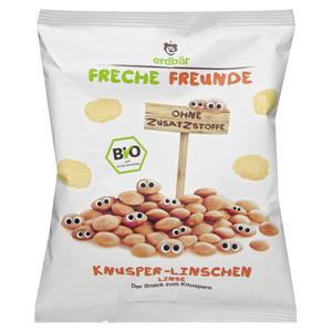 erdbär Bio Freche Freunde Knusper-Linschen 3.40 EUR/100 g