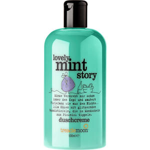treaclemoon lovely mint story Duschcreme 7.90 EUR/1 l