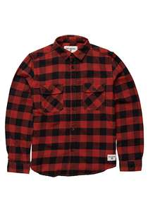 Billabong All Day L/S - Hemd für Jungs - Rot