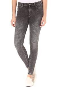 Cheap Monday Mid Spray - Jeans für Damen - Grau