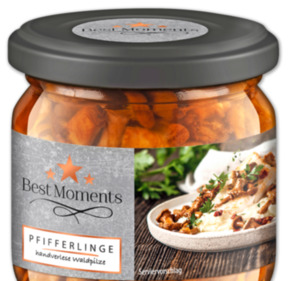 BEST MOMENTS Pfifferlinge