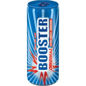 Booster Energy-Drink