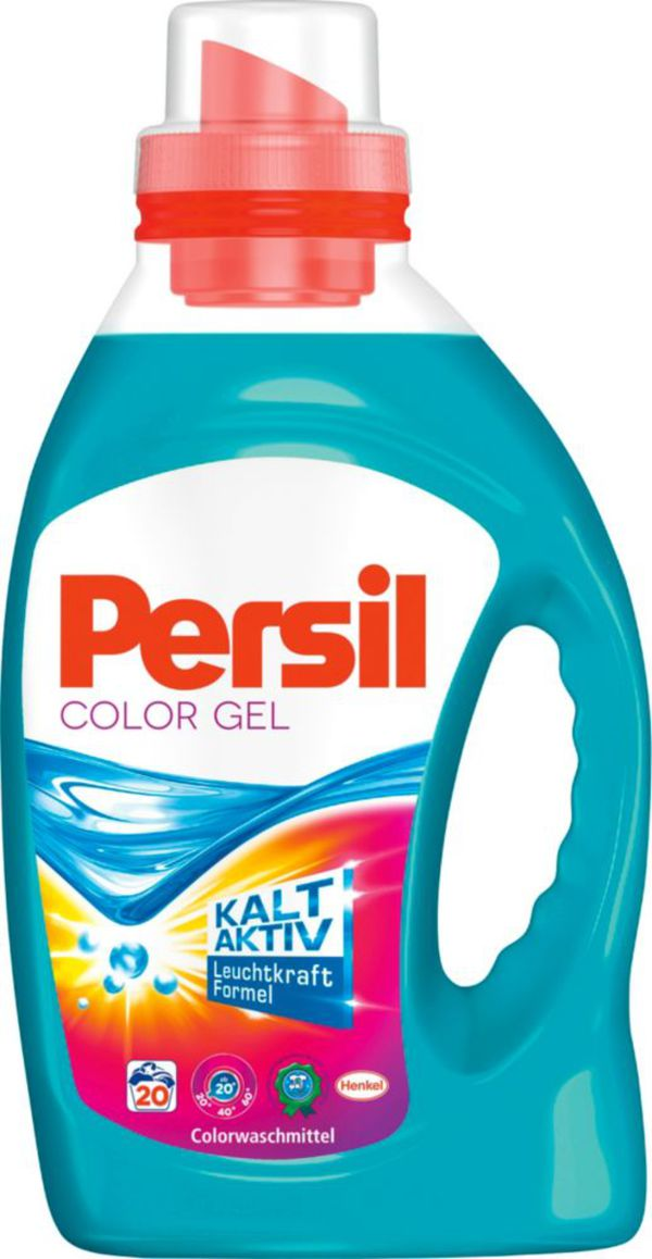 Persil Color Gel 20 WL
