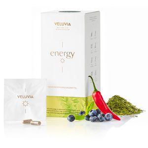 Veluvia Nahrungsergänzung energy, 30er Set