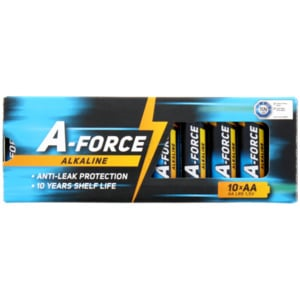 A-Force Batterien AA