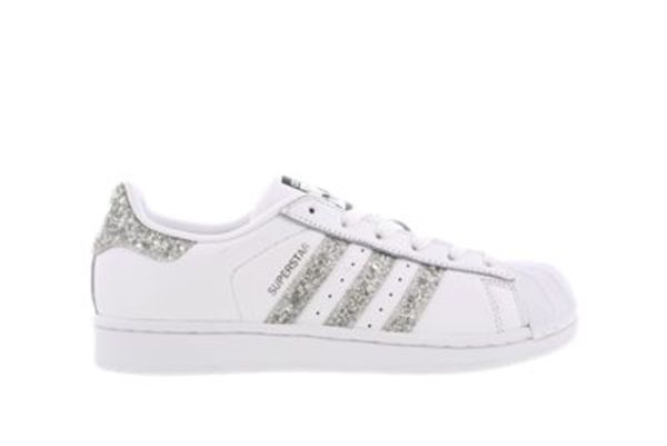 superstar adidas damen glitzer