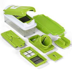 Genius Nicer Dicer Smart, 9-teiliges Set