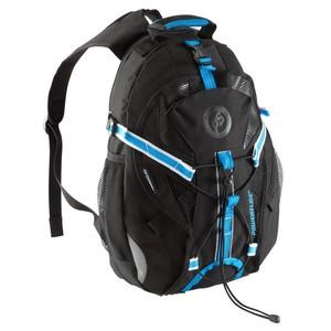 POWERSLIDE Inliner-Rucksack Powerslide Fitness schwarz/blau, Größe: Einheitsgröße