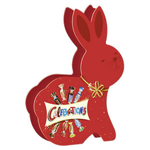 Celebrations Osterhase jede 215-g-Packung